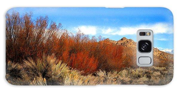 Desert Colors Galaxy Case by Marilyn Diaz