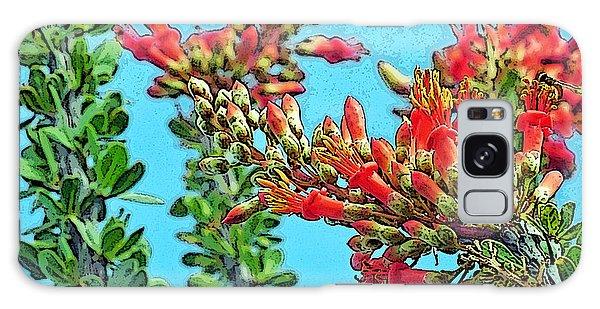Desert Coral Galaxy Case