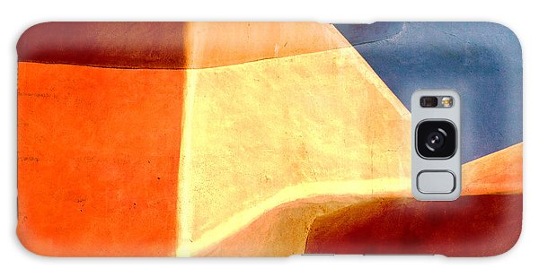 Desert Dunes Number 1 Galaxy Case