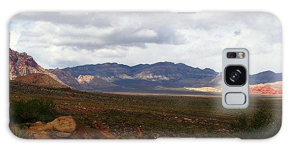 Desert Green Galaxy Case