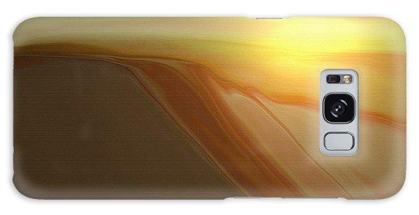 Desert Heat 3 Galaxy Case