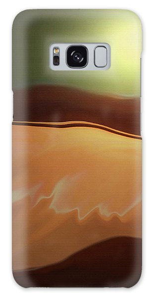Desert Heat II Galaxy Case