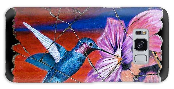 Desert Hummingbird Galaxy Case