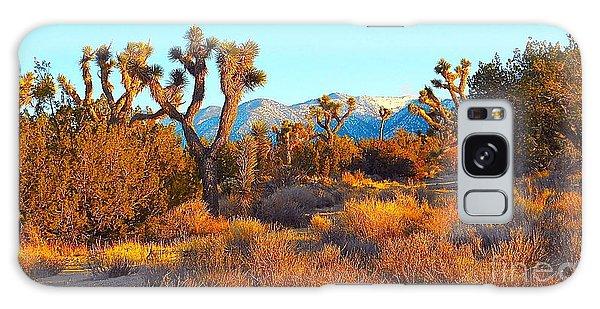 Desert Mountain Galaxy Case