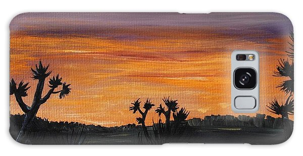Desert Night Galaxy Case