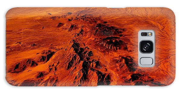 Desert Of Arizona Galaxy Case