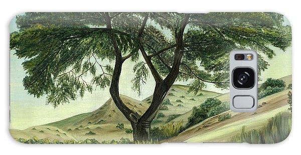 Desert Pine Galaxy Case