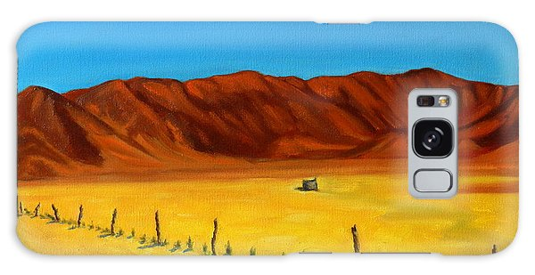 Desert Privacy, Peru Impression Galaxy Case