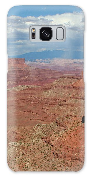 Desert Rain Galaxy Case by Jon Emery