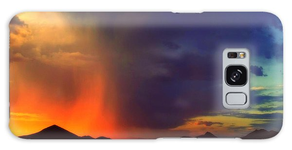 Desert Rain.. Galaxy Case