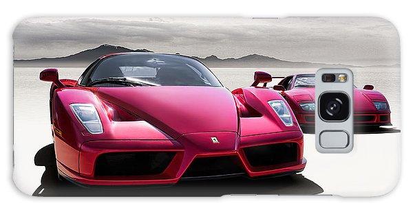 Speed Galaxy Case - Desert Showdown by Douglas Pittman