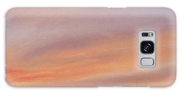 Desert Sky C Galaxy Case