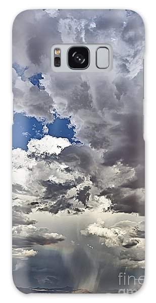 Desert Thunderstorm 1 Galaxy Case