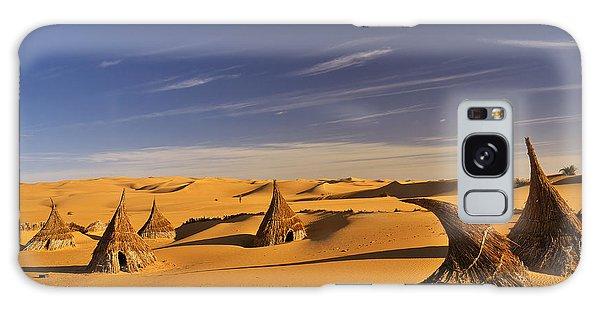 Desert Village Galaxy Case