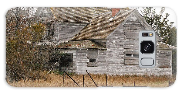 Deserted House Galaxy Case by Mary Carol Story