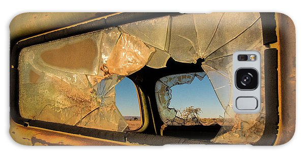Truck Galaxy Case - Deserted by Linda Wride