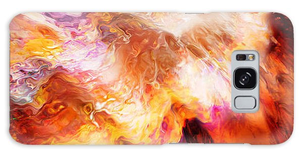 Desire - Abstract Art Galaxy Case