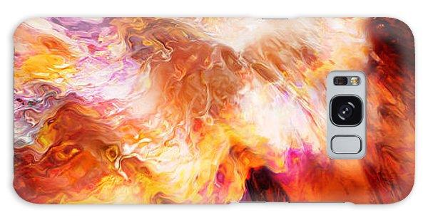 Desire - Abstract Art Galaxy Case