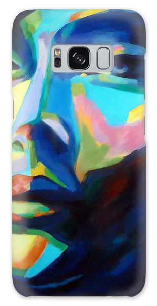 Desires And Illusions Galaxy Case by Helena Wierzbicki
