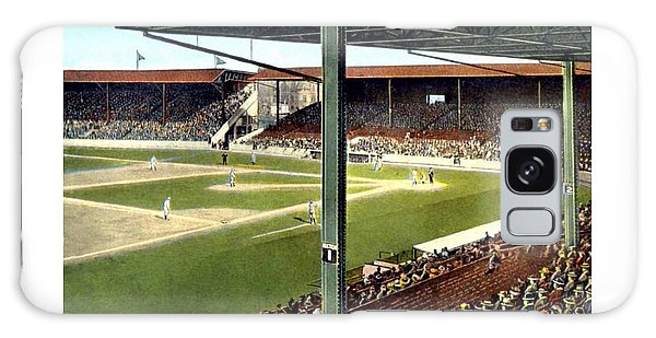 Detroit - Navin Field - Detroit Tigers - Michigan And Trumbull Avenues - 1914 Galaxy Case