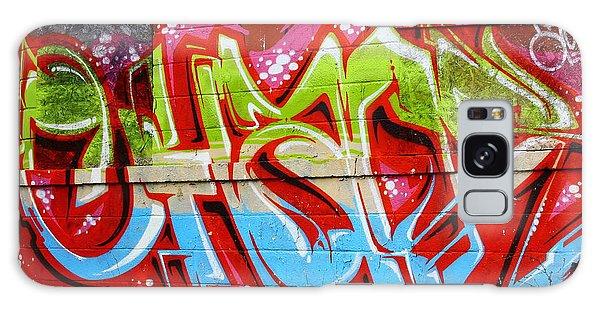 Detroit Graffiti Galaxy Case