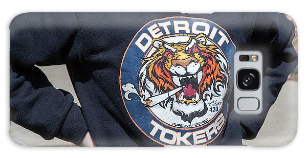 Detroit Tokers Galaxy Case by Jim West