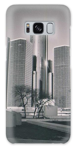 Detroit2 Galaxy Case