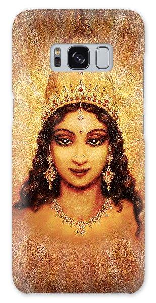 Devi Darshan Galaxy Case by Ananda Vdovic