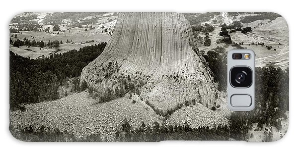 Basalt Galaxy Case - Devils Tower by American Philosophical Society