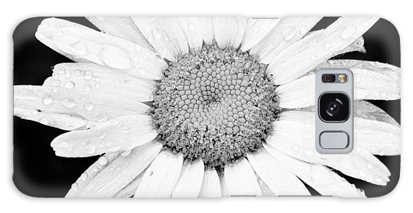 Dew Drop Daisy Galaxy Case