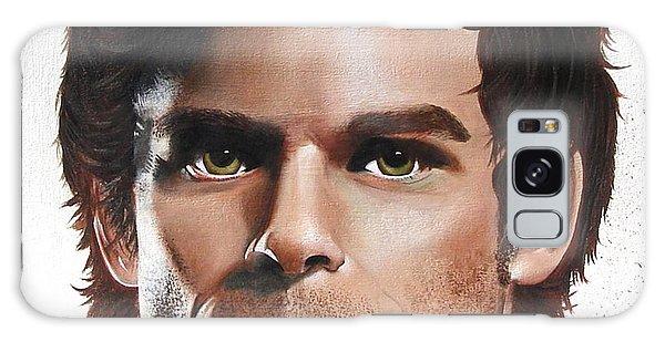 Dexter Galaxy Case by Oddball Art Co by Lizzy Love