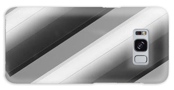 Diagonal Lines Galaxy Case by Darryl Dalton