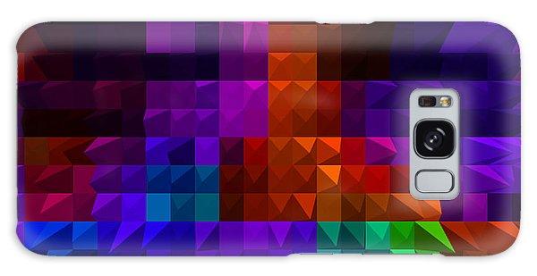 Diamond Cut Galaxy Case by Gayle Price Thomas