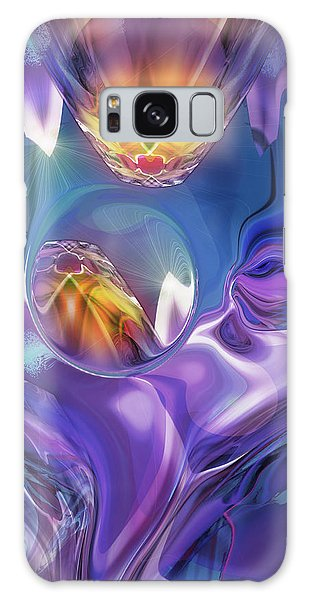Diamond Dance Galaxy Case