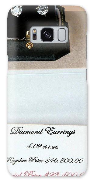 Diamond Earrings On Sale Galaxy Case