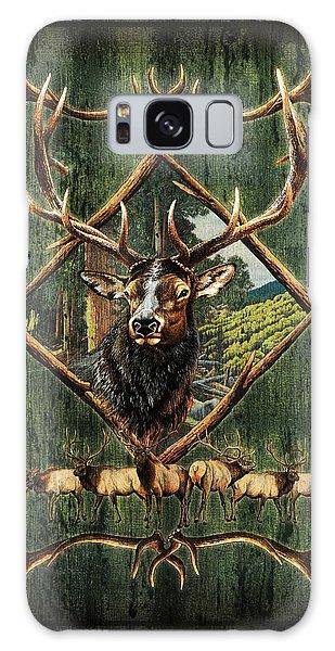 Antlers Galaxy Case - Diamond Elk by JQ Licensing