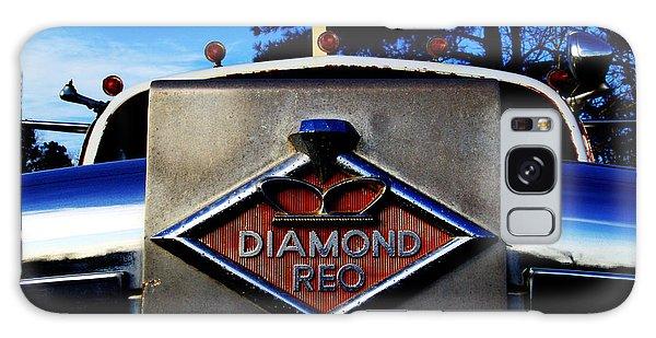 Diamond Reo Hood Ornament Galaxy Case