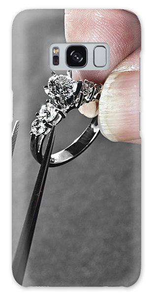 Diamond Ring Remount Galaxy Case