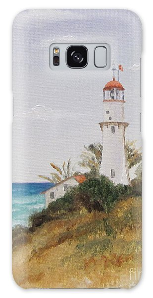 Diamondhead Lighthouse Galaxy Case