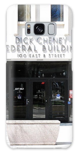 Dick Cheney Federal Bldg. Galaxy Case