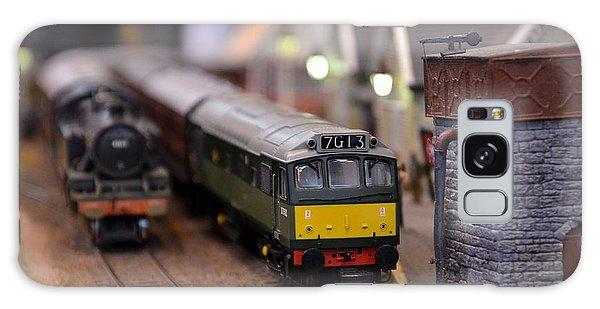 Diesel Electric Model Train Railway Engine Galaxy Case