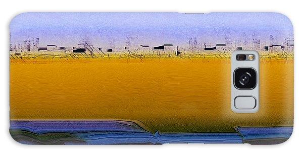 Digital City Landscape - 2 Galaxy Case