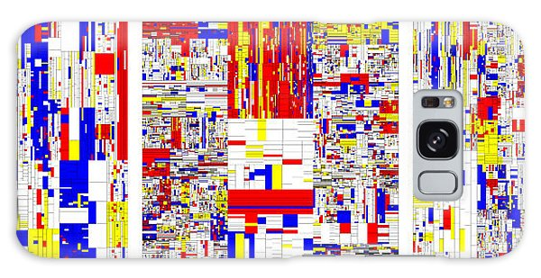 Visualization Galaxy Case - Digits Of Pi Phi And E In A 6 Level Treemap by Martin Krzywinski