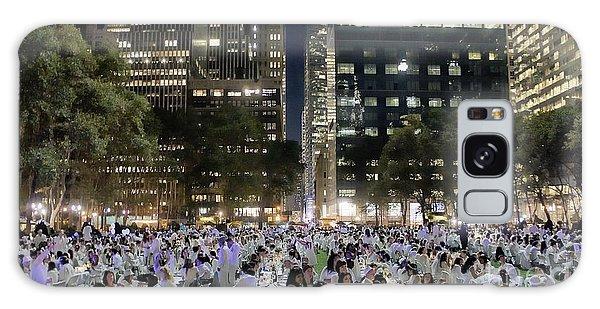 Diner En Blanc New York 2013 Galaxy Case