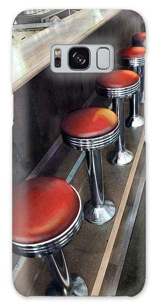 Diner Stools Galaxy Case