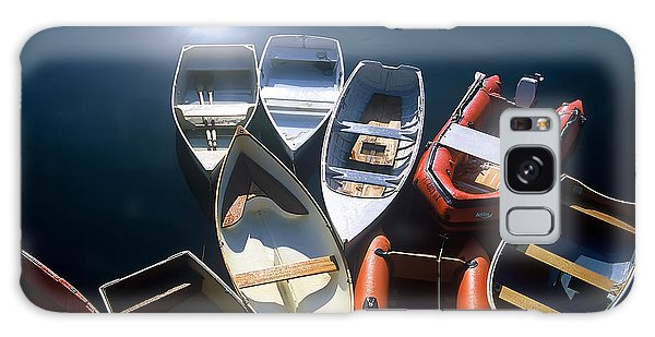 Dinghies And Rowboats - Maine Galaxy Case by David Perry Lawrence