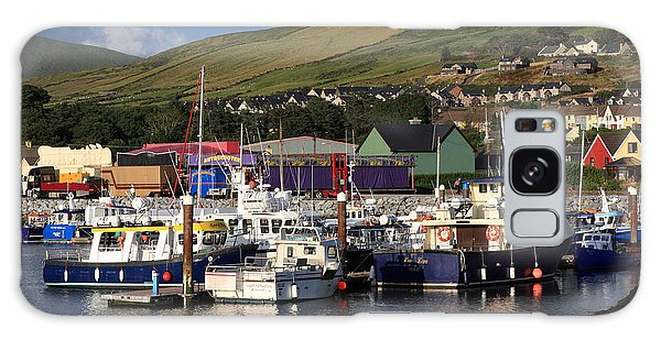 Dingle Harbour County Kerry Ireland Galaxy Case