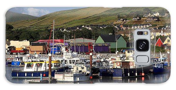 Dingle Harbour County Kerry Ireland Galaxy Case by Aidan Moran