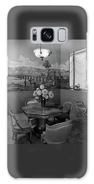Dining Room In Helena Rubinstein's Home Galaxy Case