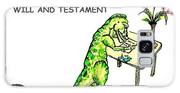 Dinosaur Quits Smoking Will Galaxy Case